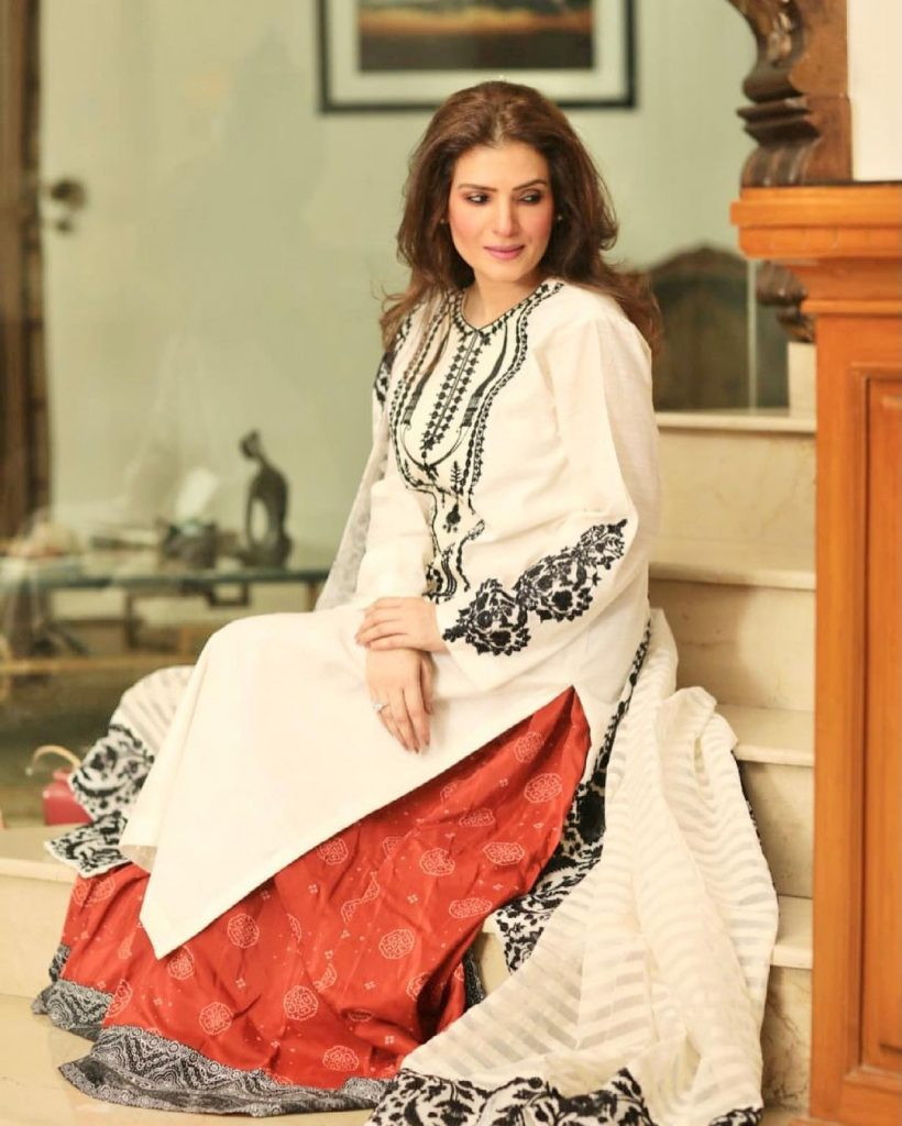 Resham Looked Ravishing In Her Eid Pictures