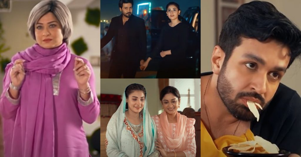 """Drama Serial """"Dour"""" - Cast In Real Life"""