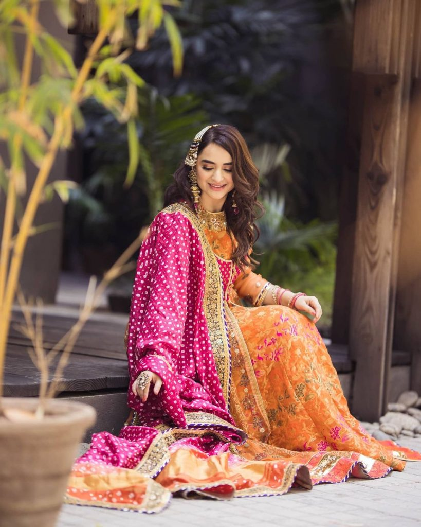 Yumna Zaidi Looks Regal In Her Latest Shoot For RJ's Pret
