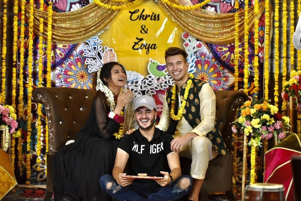 Zoya Nasir Officially Announced Break Up With Christian Betzmann