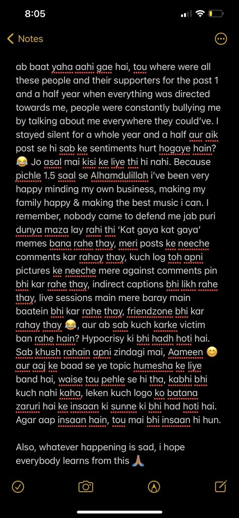 Asim Azhar Vs Hania Aamir - Shocking Revelations