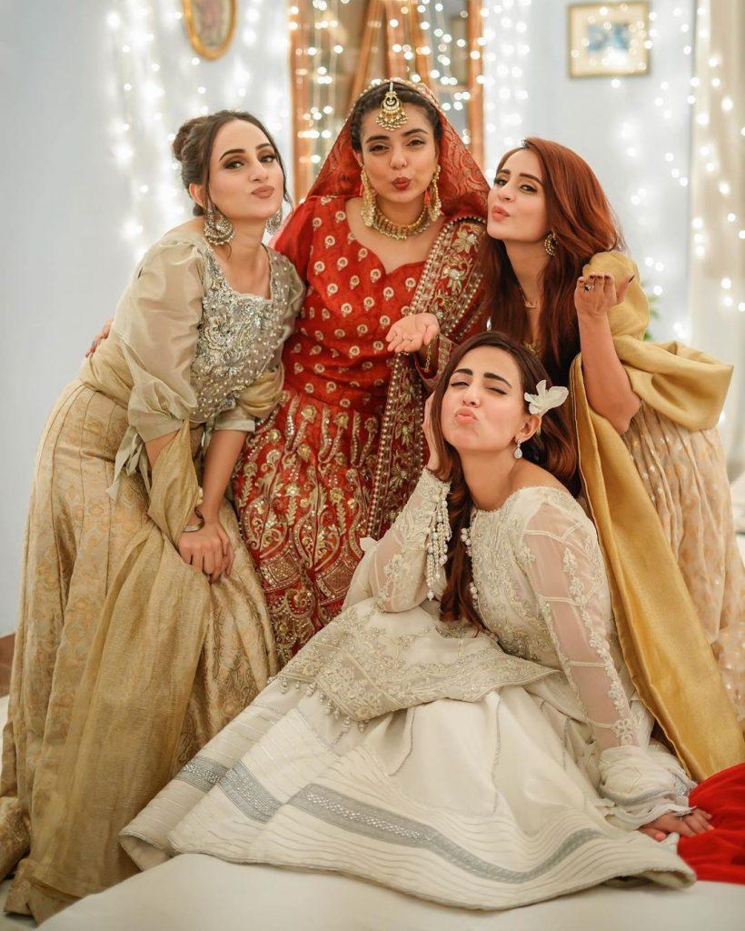 New Exclusive BTS Of Aakhir Kab Tak
