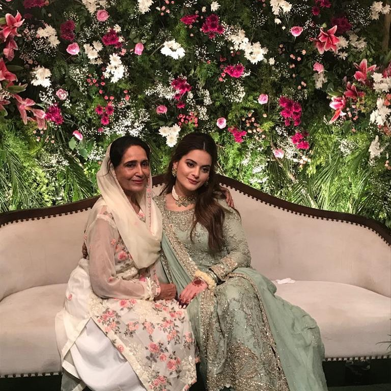 Ahsan Mohsin Ikram's Family From His Engagement Event - Pictures