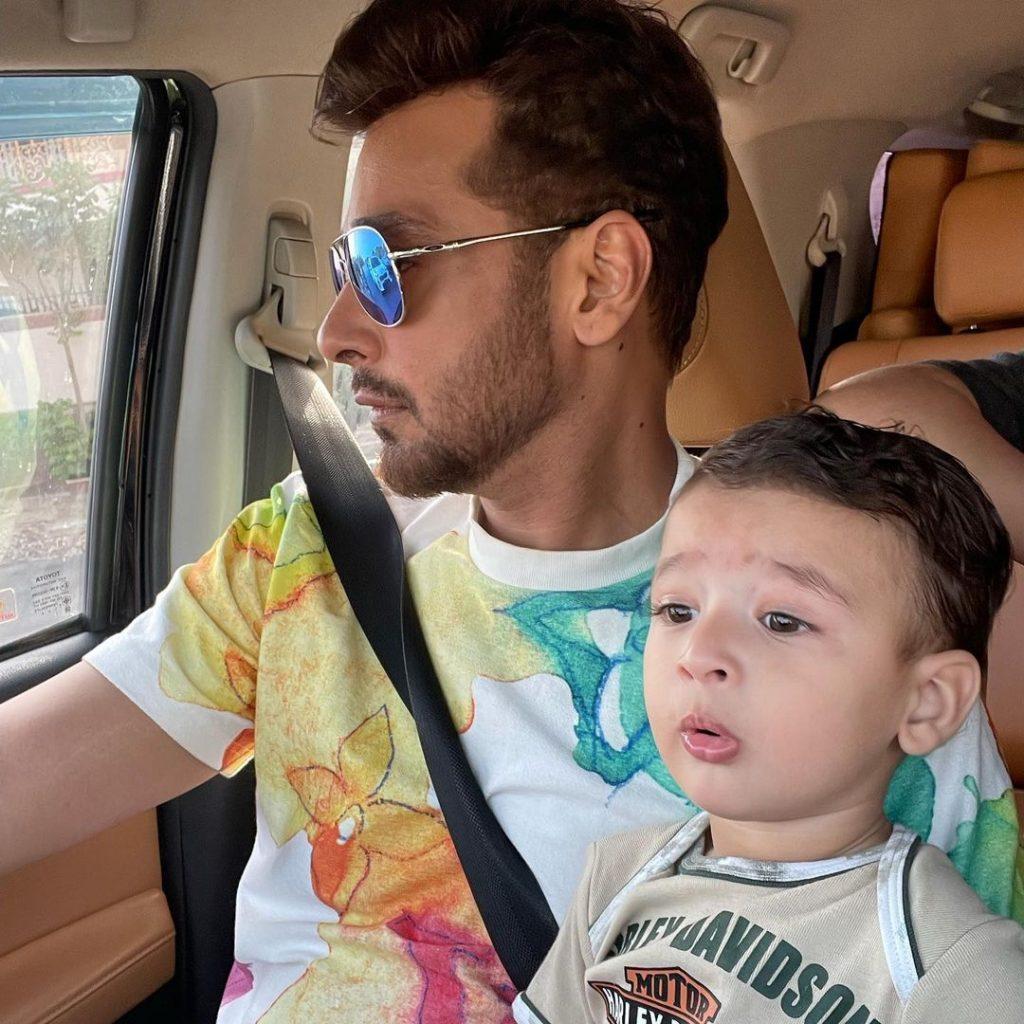 فیسل قریشی کی اہلیہ نے دلپسند خاندانی تصویروں کا اشتراک کیا