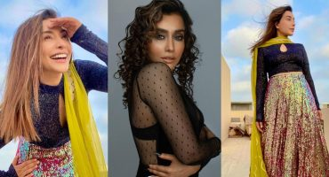 Latest Beautiful Pictures Of Maira Khan