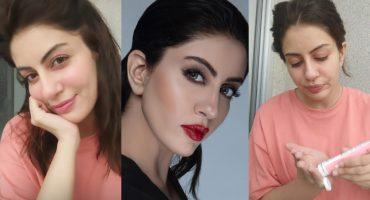 Sadia Faisal's Natural & Glowing Make-Up Look