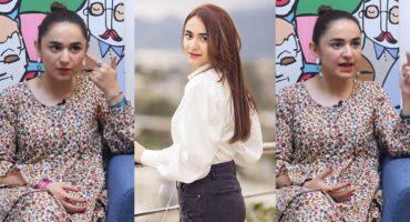 Yumna Zaidi Always Wear Makeup For Dramas