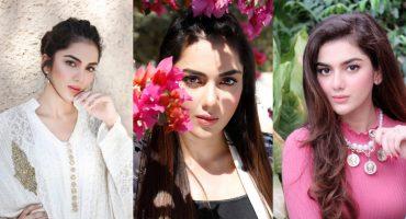 Latest Beautiful Clicks Of Syeda Tuba Aamir