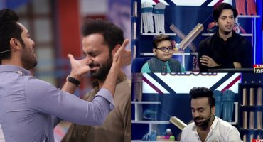 Who is More Good Looking According to Ahmad Shah - Waseem Or Fahad