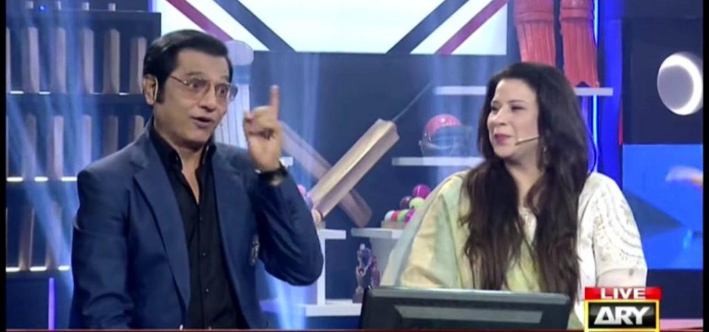 Is Nabeel's Wife Jealous of Ayesha Omar