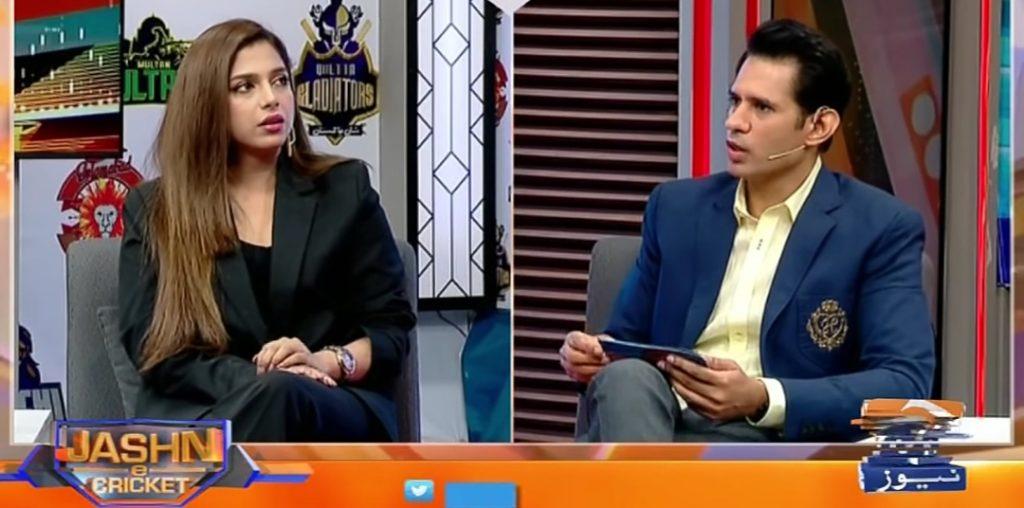 Sonya Hussyn Lashes Out At Khalil Ul Rehman Qamar