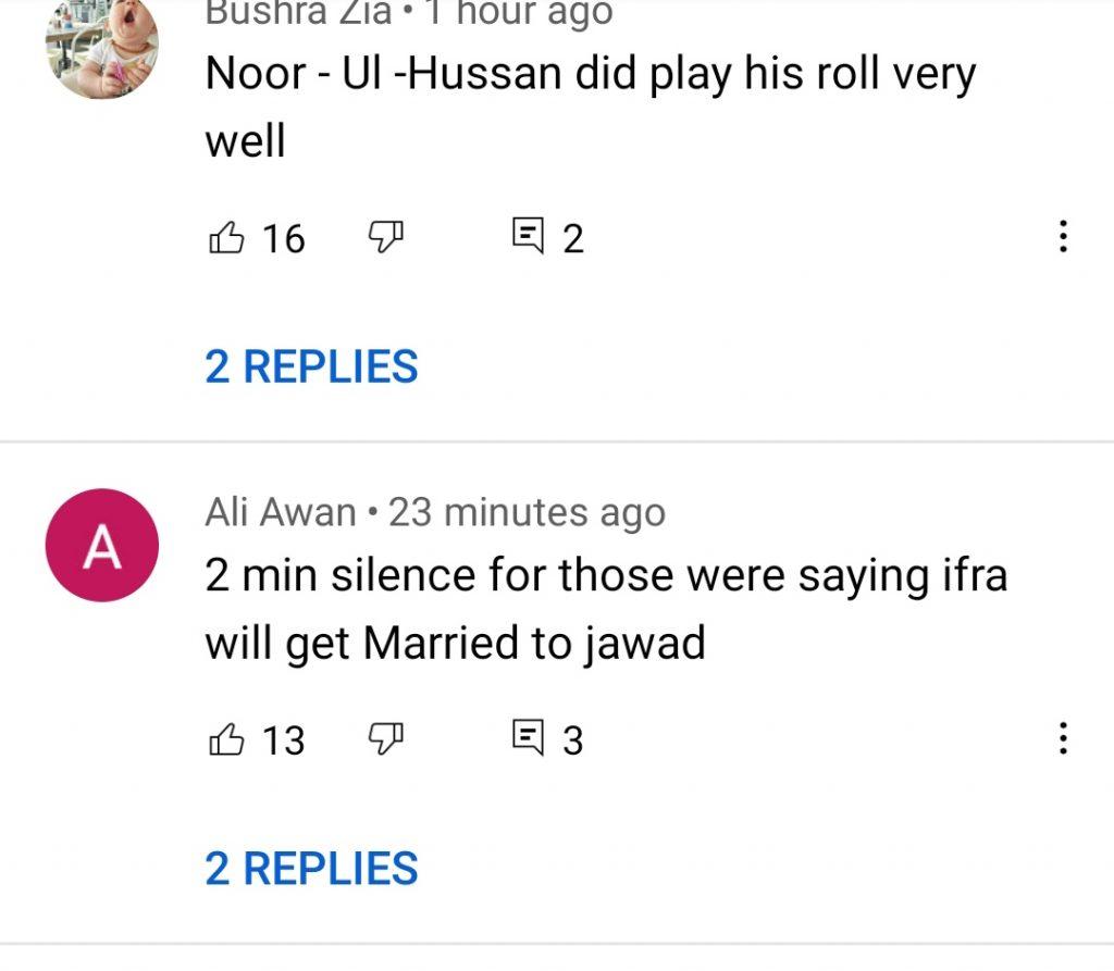 Drama Serial Qayamat Last Episode - Public Reaction
