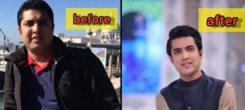 How Iqrar Ul Hassan Lost His Weight - Vlog