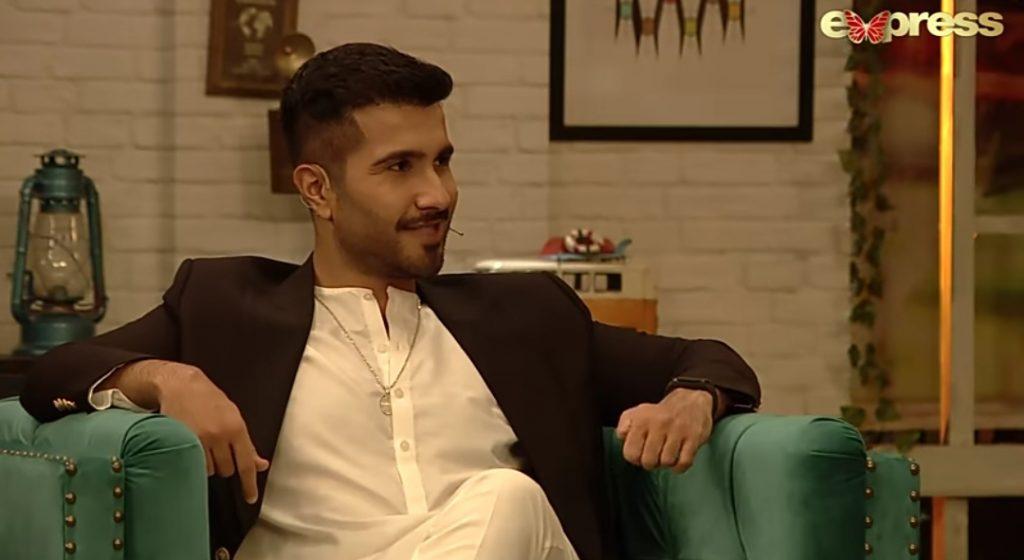 Feroze Khan Talks About His Son Sultan