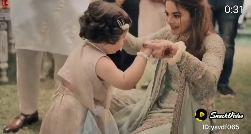 Minal Khan Engagement Video