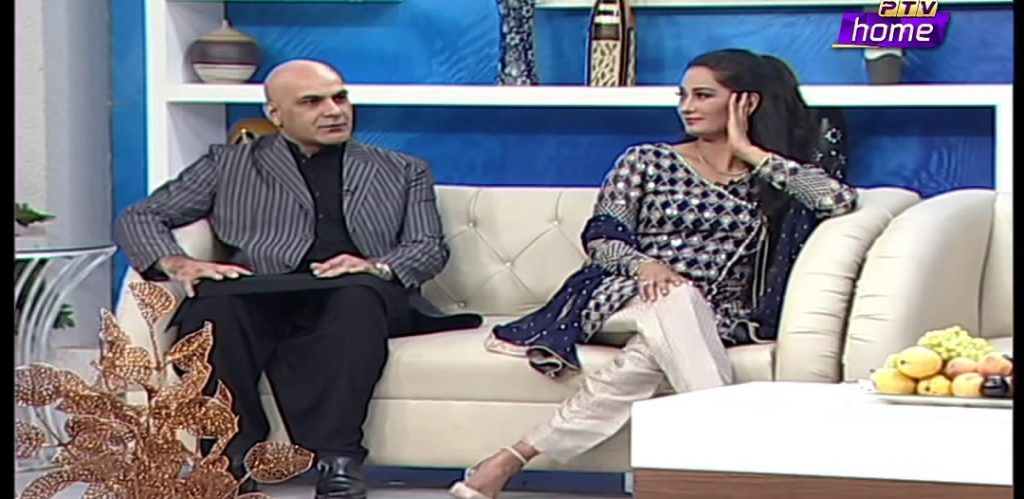 Jia Ali's Husband Talks About His First Marriage
