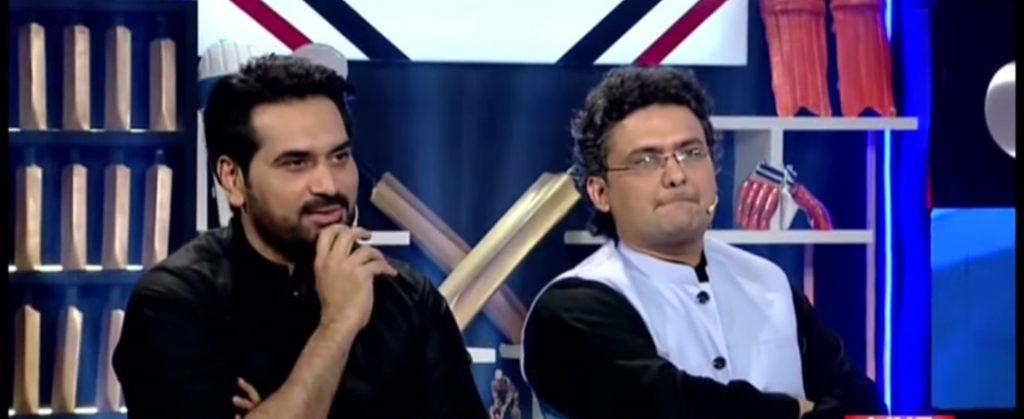 Humayun Saeed Has an Advice For Khalil Ur Rehman Qamar