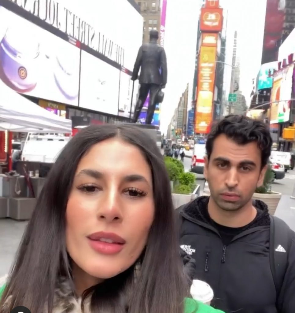 Model Fatima Hasan Is Giving Us Major Vacation Goals