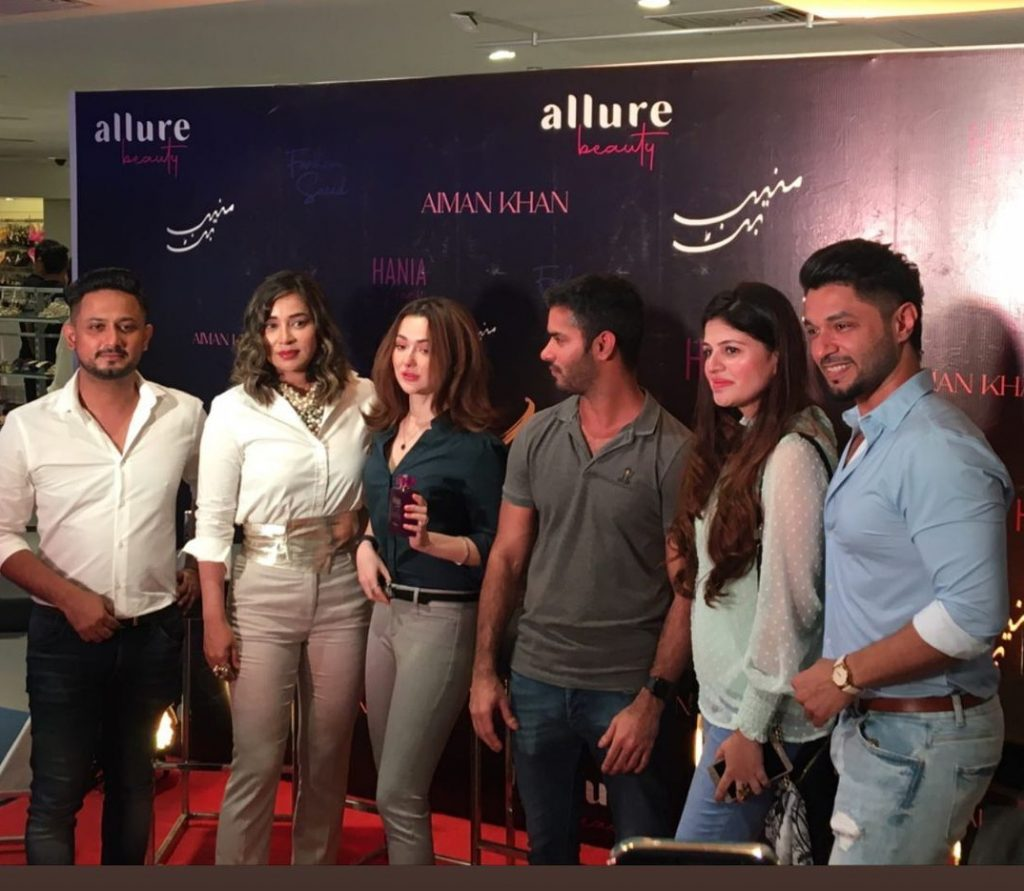 Kohasaa Featuring Hania Aamir - Launch Event