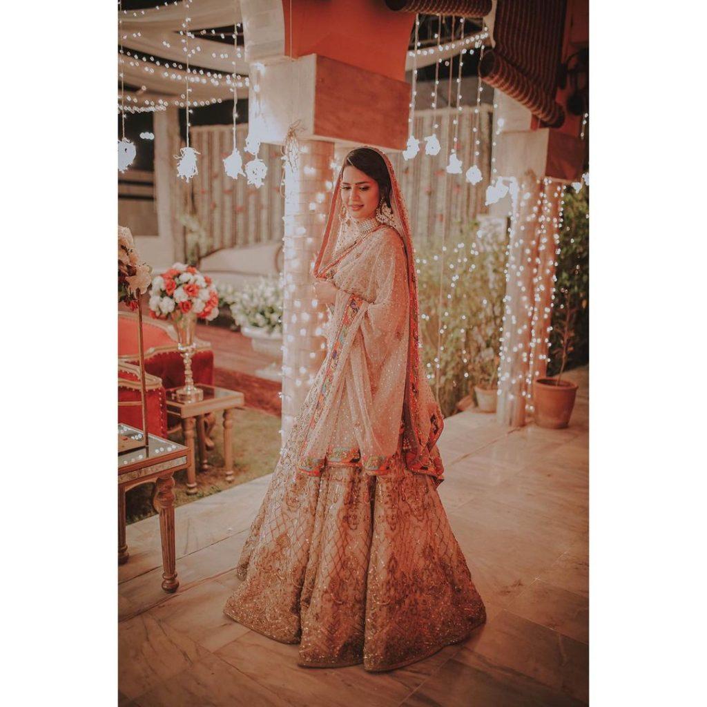 Madiha Imam's Beautiful Bridal Look From Ishq Jalebi