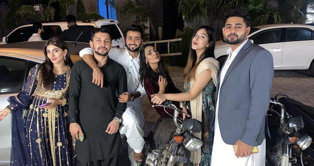 Maryam Ansari New Pictures With Husband
