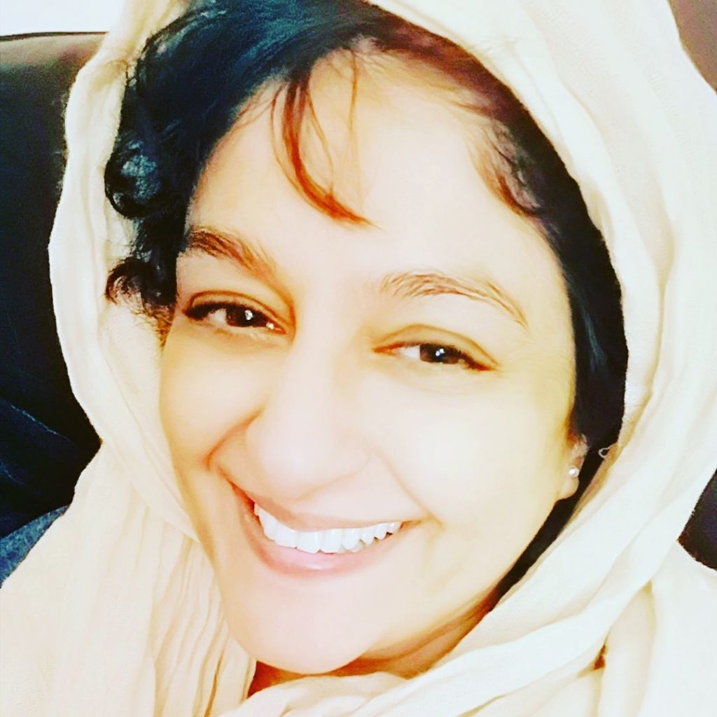 Actress Nadia Jamil Has Given Her Fans Something To Smile About