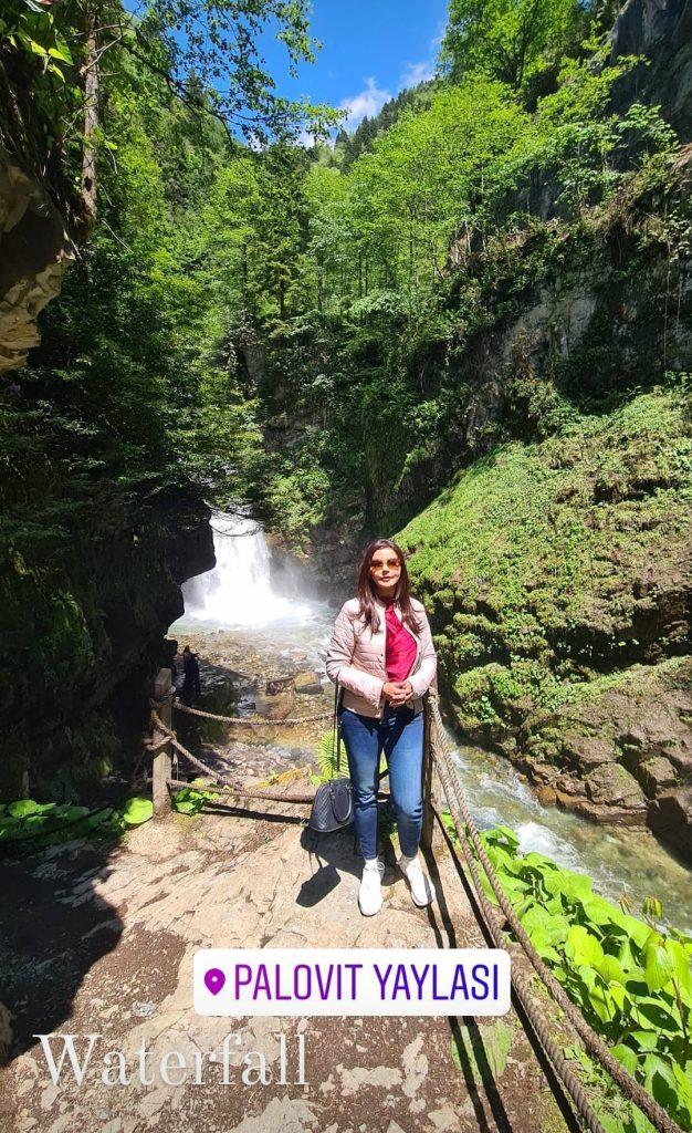 Nida Yasir & Yasir Nawaz Pictures From Turkey