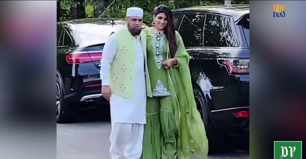 A Fifty Years Old Man Marries A Young Girl - Viral Couple