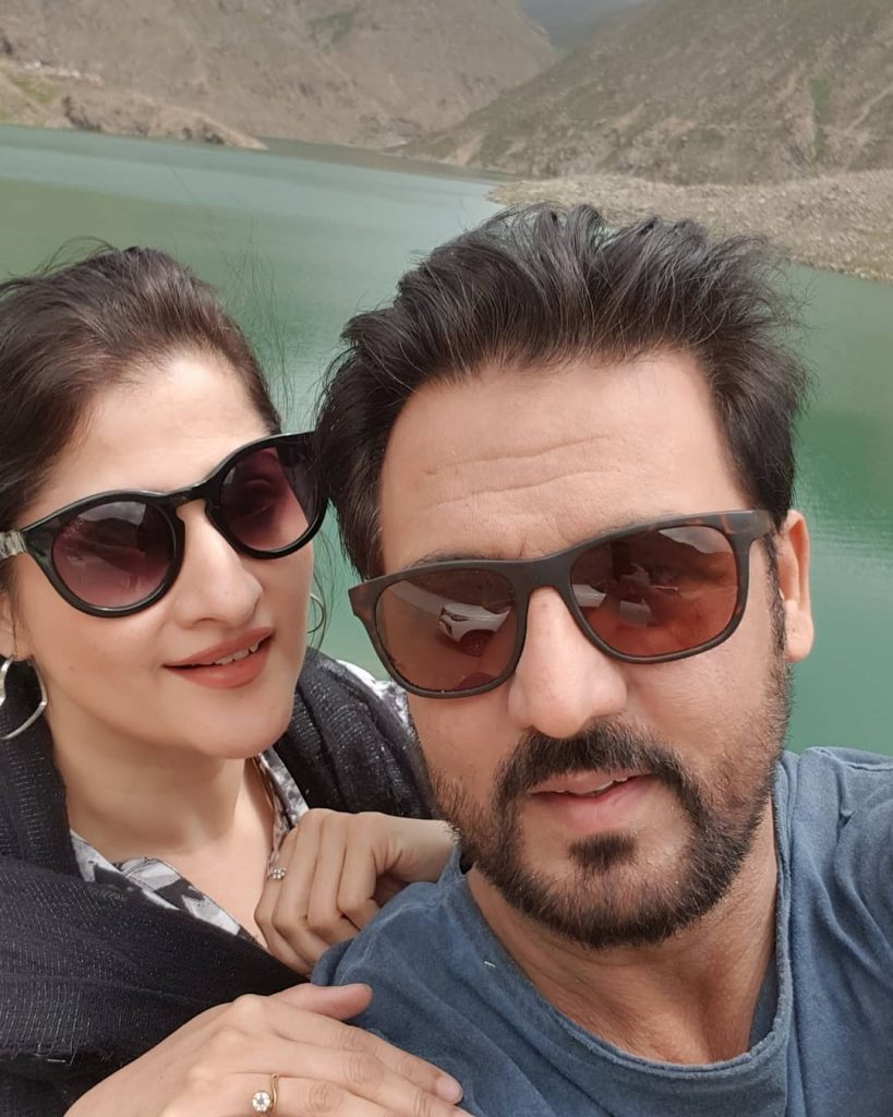 Sahiba And Rambo Share Beautiful Pictures From Vacations