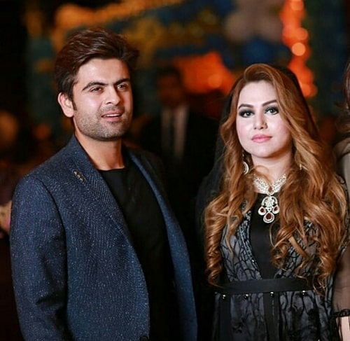 Cricketer Ahmad Shahzad Blessed With A Baby Girl