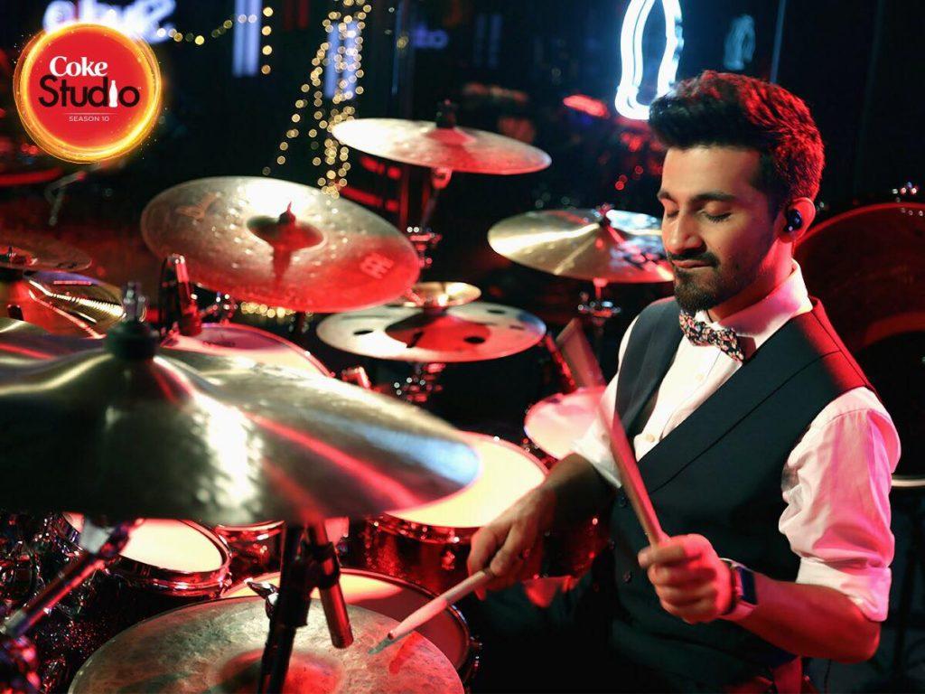 Coke Studio Famed Drummer Aahad Nayani Tied The Knot