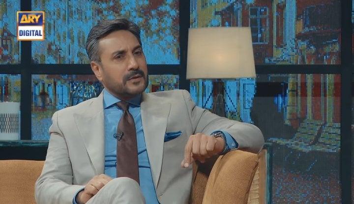 Adnan Siddiqui Pulls A Hilarious Prank On Faysal Qureshi And Humayun Saeed