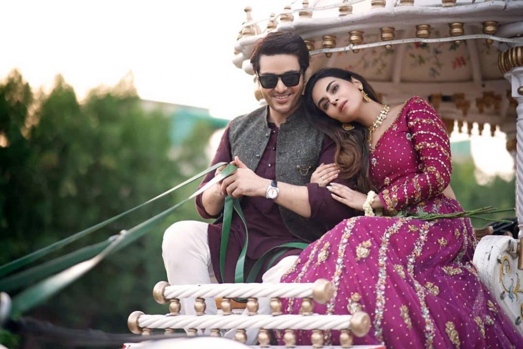Ahsan Khan And Amar Khan Pair Up For A Photoshoot