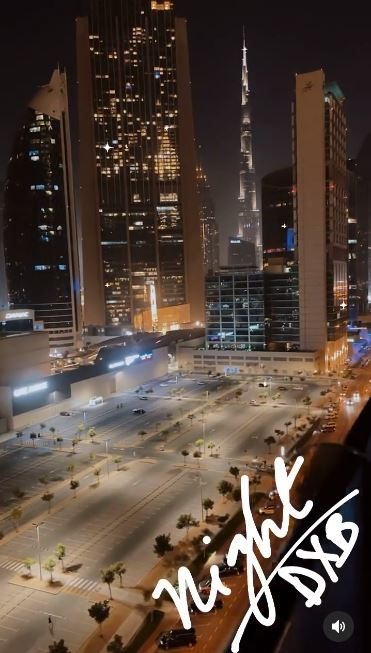 Alizeh Tahir Enjoying Vacations In Dubai