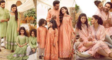 Anmol Baloch And Usama Khan Pair Up For Ansab Jahangir's Family Edit