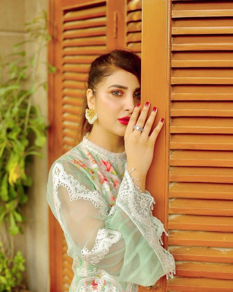 Latest Pictures Of Ever Gorgeous Areeba Habib