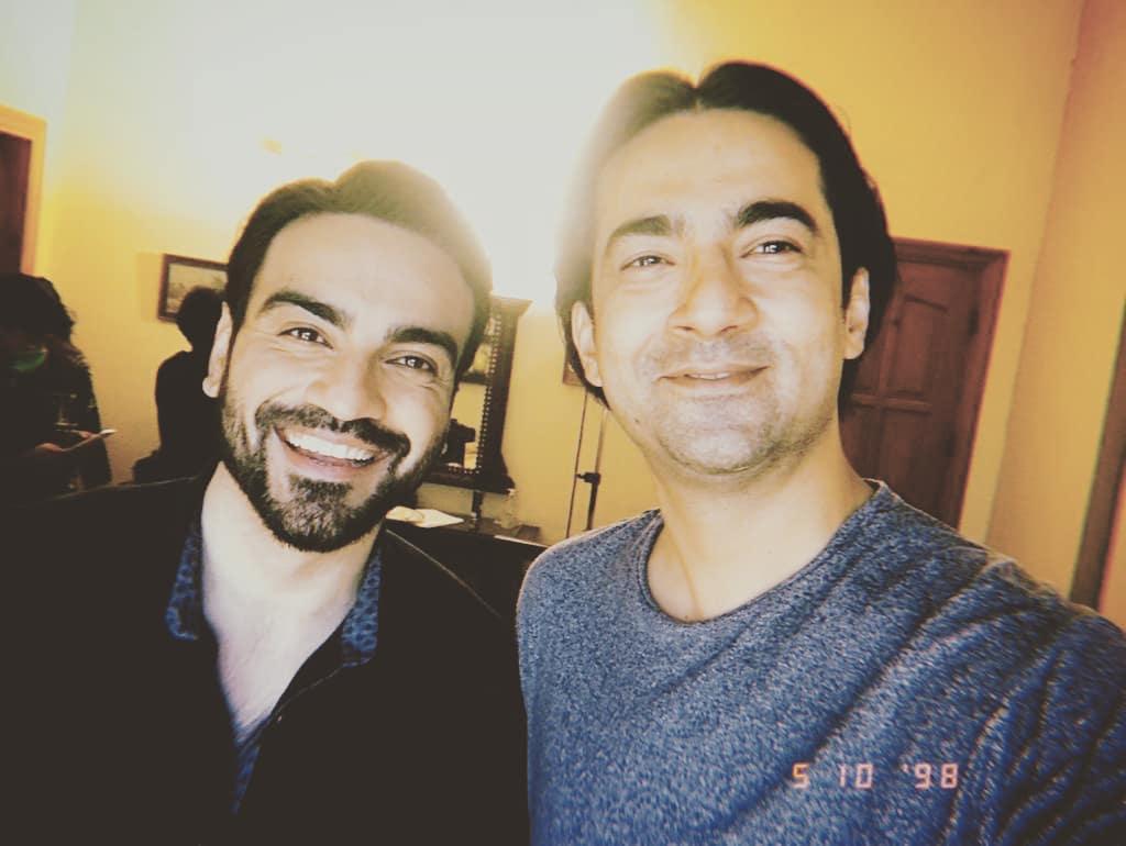 Arsalan Naseer's Favorite Character From Drama Serial Chupke Chupke