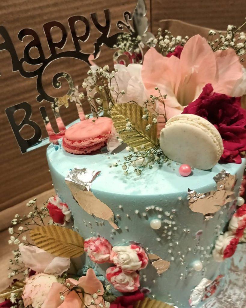 Model Ayesha Khan Celebrates Her Birthday