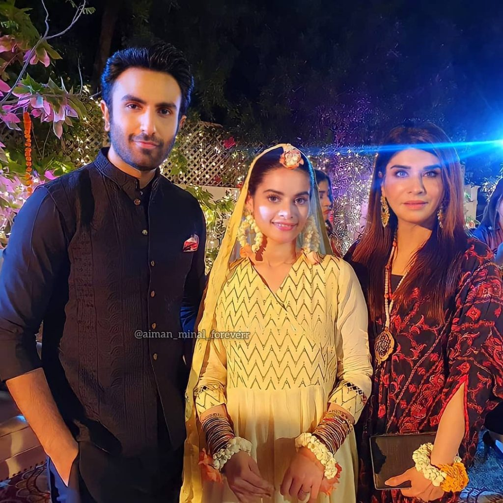 BTS Pictures From The Sets Of Upcoming Drama Ishq Hai