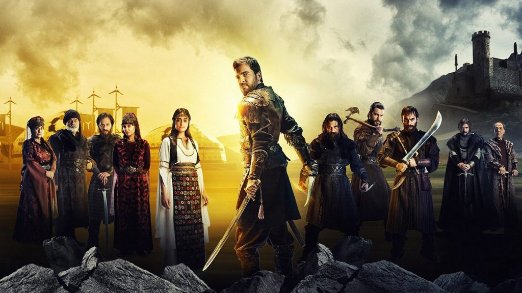 Voices Behind The Faces Of Ertugrul Ghazi Stars