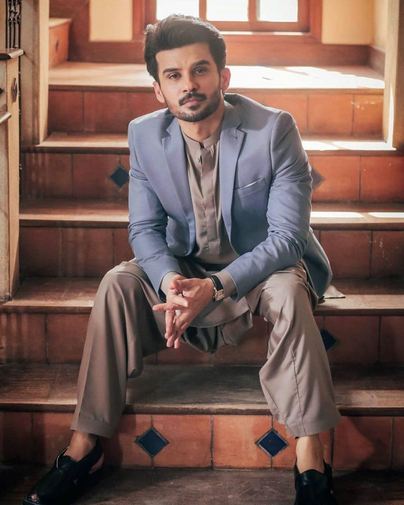 Why Fahad Sheikh Wore Fahad Mustafa's Clothes In Dunk