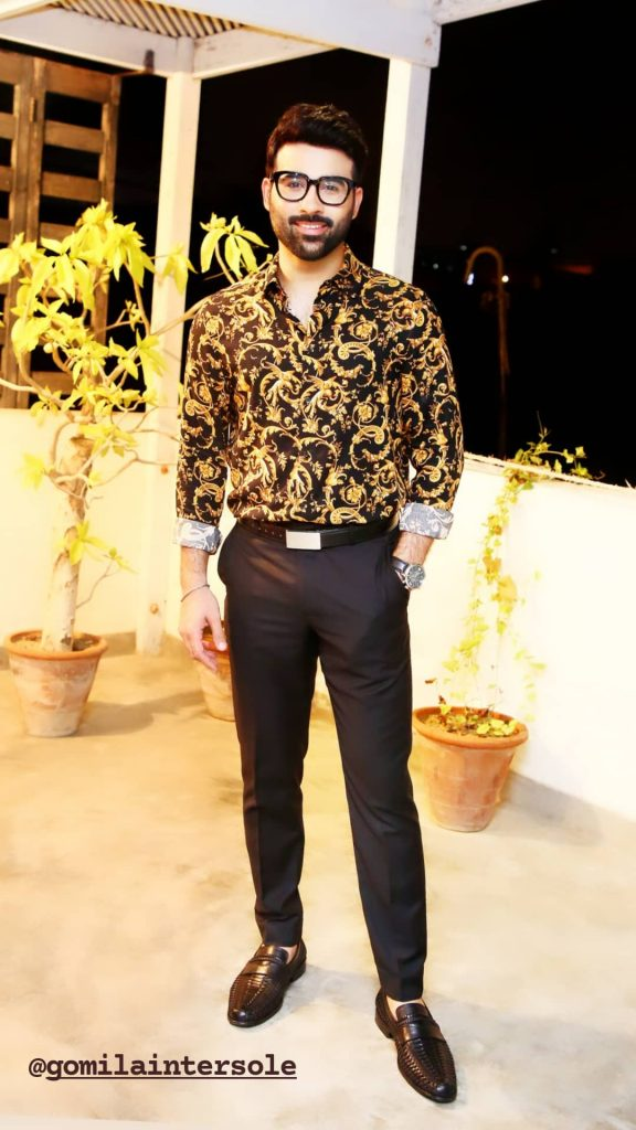 Faysal Quraishi Hosts A Dinner Party For Close Friends