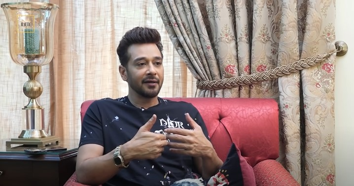 Faysal Qureshi Explains Why Fitoor's Initial Name was Changed