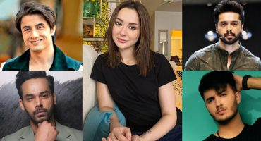 Celebrities Came Out In Support Of Hania Aamir