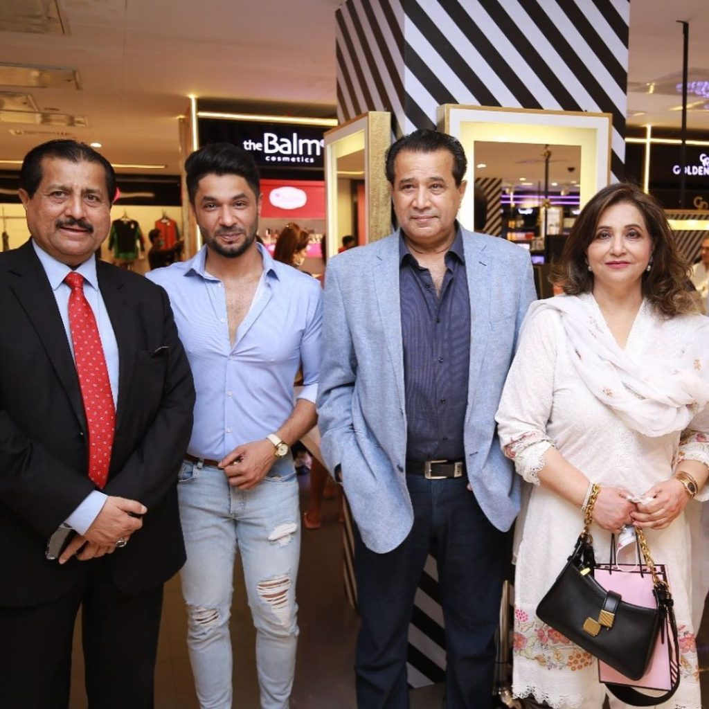 Kohasaa Perfumes Featuring Pakistani Celebrities - Launch Event