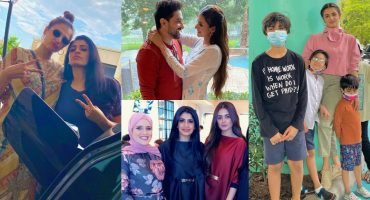 Hira Mani Vacationing In Texas- Beautiful Pictures