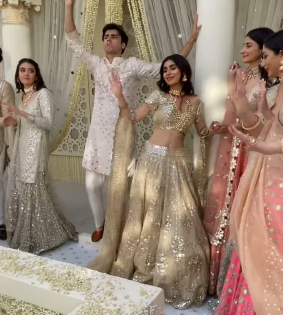 Maria B. Banged The Indian Designer Shoot Happening In Lahore