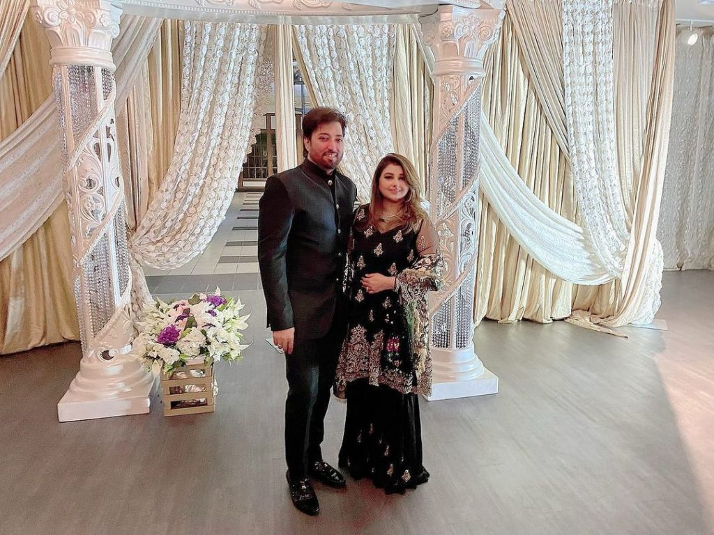 Javeria And Saud's Surprise Birthday Party - Beautiful Pictures