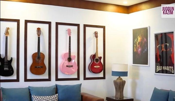 Juggun Kazim Gives An Exclusive Tour Of Her Beautiful House
