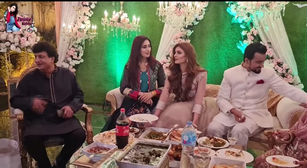 Khalil-Ur-Rehman Qamar Daughter Nikkah Pictures - Vlog